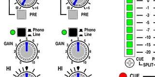 puntina orfofon giradischi tensione d'uscita alta mV Hh111