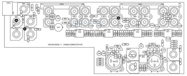 puntina orfofon giradischi tensione d'uscita alta mV Hh610