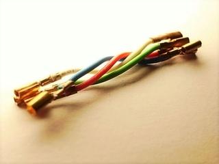 Connettori RCA >Thorens TD160 R0018321