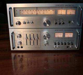 Consiglio su Amplificatore-ricevitore Scott_10