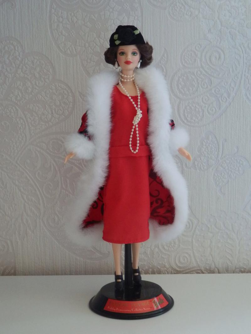 Les Barbies de collection de Kaoru ^^ Holida10