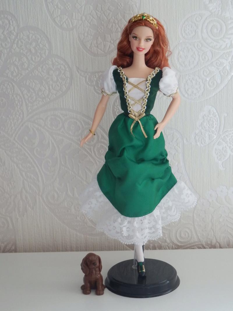 Les Barbies de collection de Kaoru ^^ Irelan10