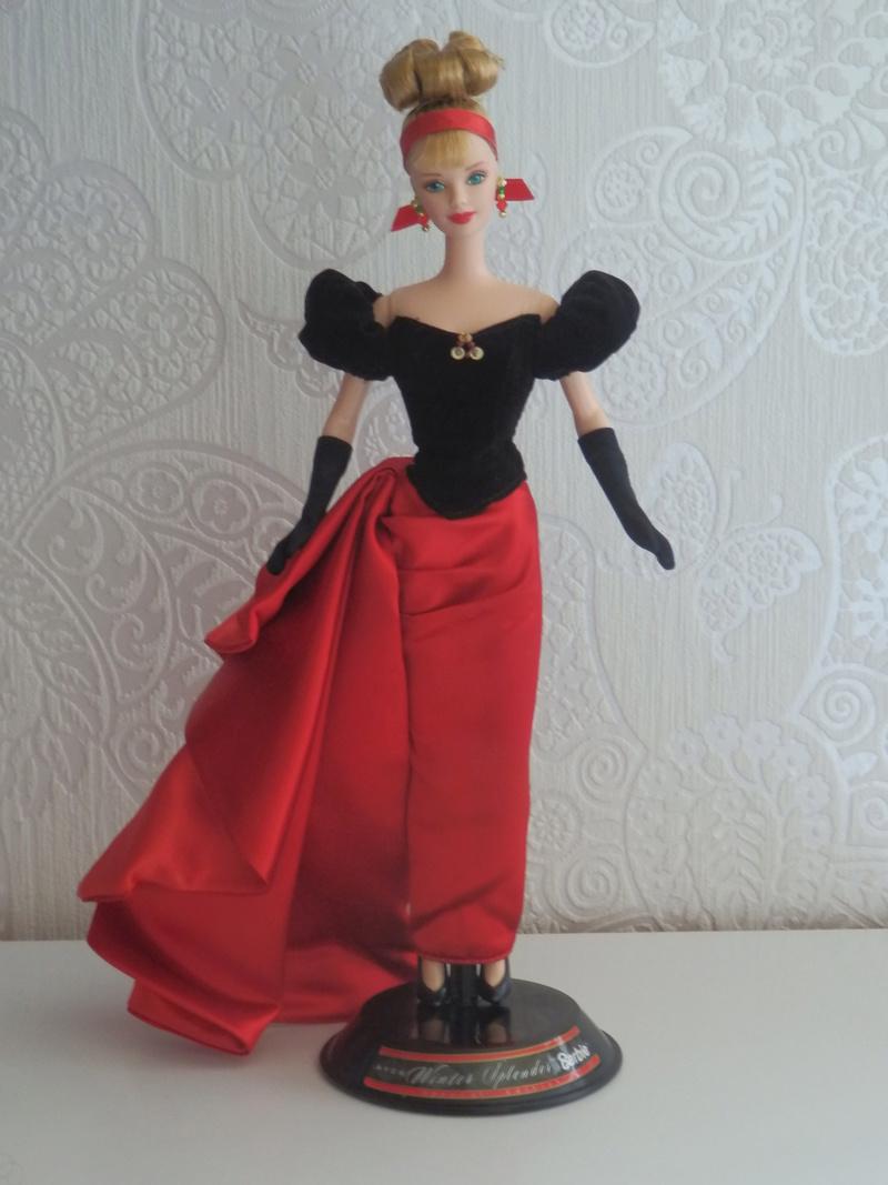 Les Barbies de collection de Kaoru ^^ Winter10