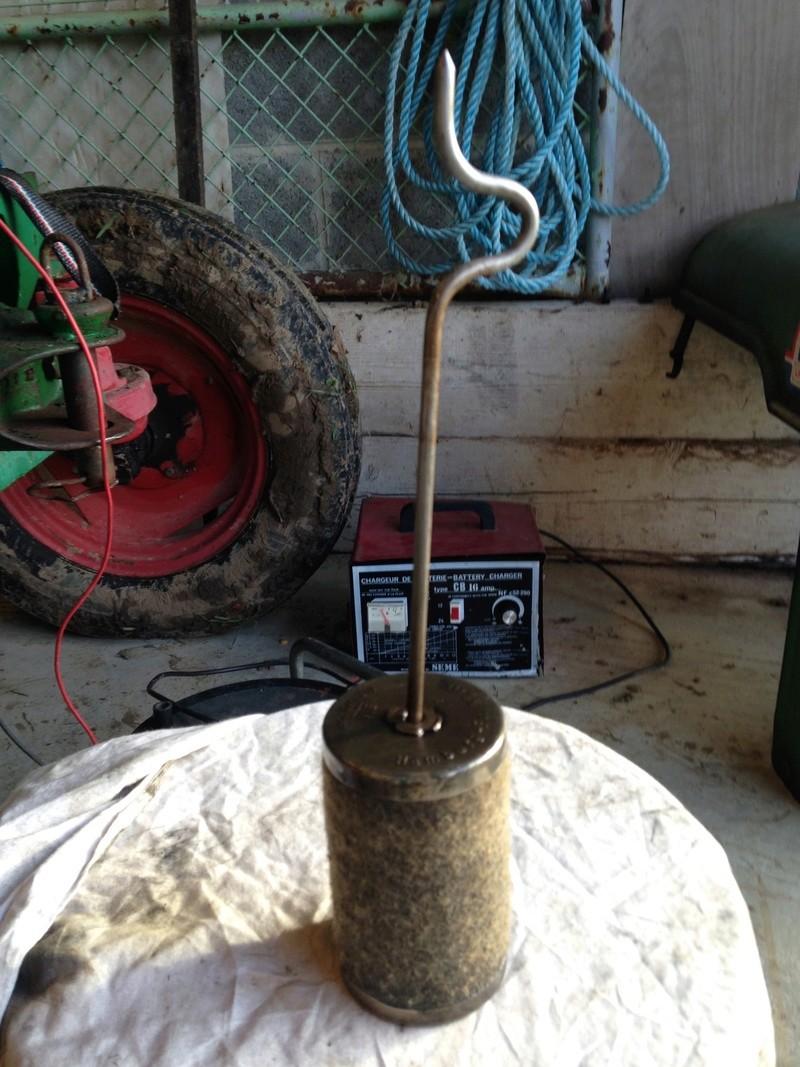 Circuit d'allimentation de gas oil D30s Image16