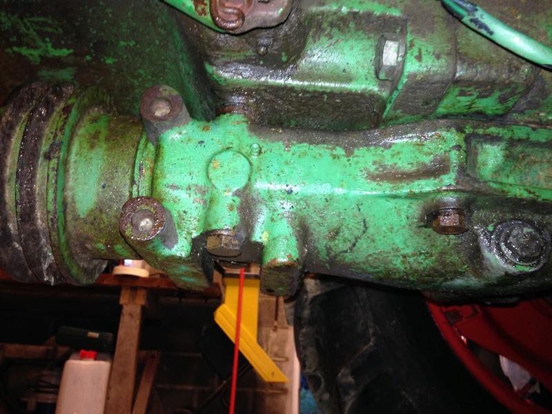 Vidange moteur et BV de mon D30s Image32