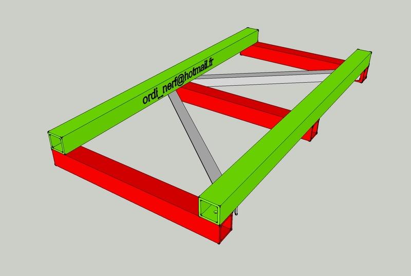 Evaluation structure fraiseuse Chassi10
