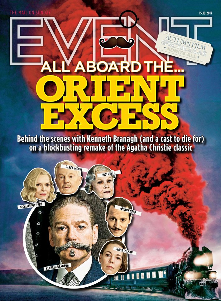 Murder on the Orient Express 2017 - Page 4 20171013