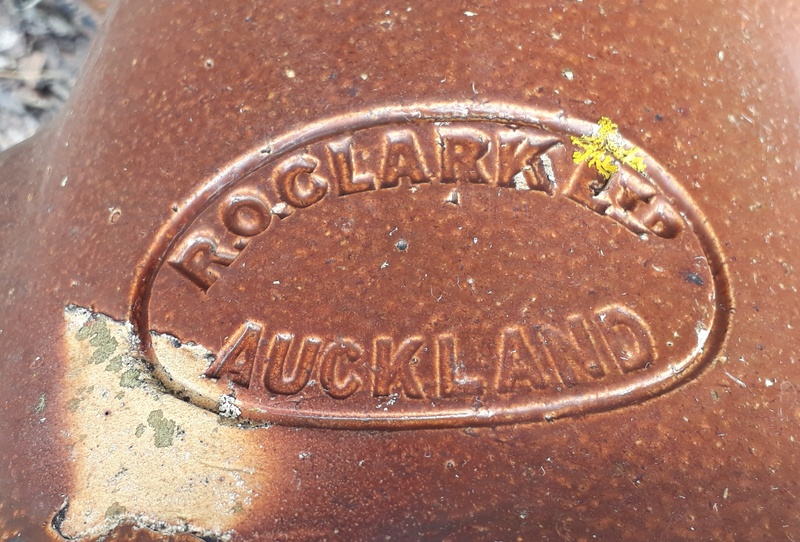 Salt glaze history incl RO Clark. 20180311