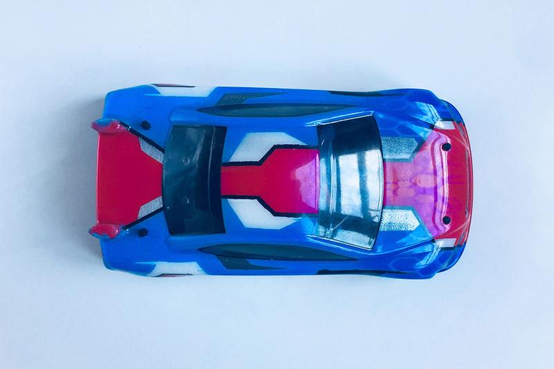 quelques carro en Lexan 02510