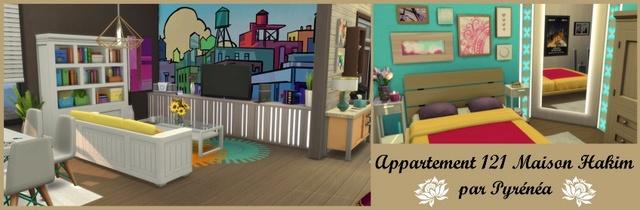 Les téléchargements sur Sims Artists - Page 35 Appart10
