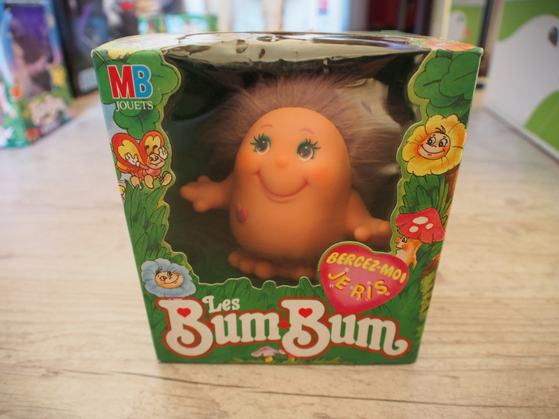 Bums-Bums / Snugglebumms (Playskool, MB) 1984 Pc191513