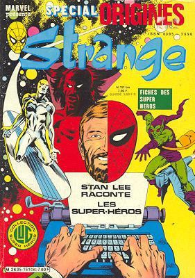 STRANGE/ COMICS/ BD SUPER-HEROS EN GENERAL 15110