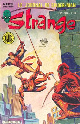 STRANGE/ COMICS/ BD SUPER-HEROS EN GENERAL 17310