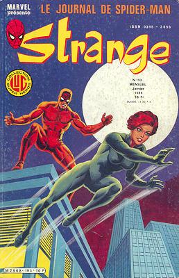 STRANGE/ COMICS/ BD SUPER-HEROS EN GENERAL 19310