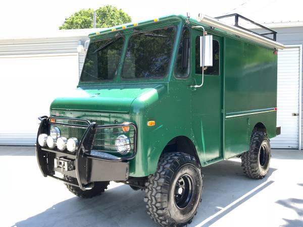 72 Ford 4X4 Step Van - Los Angeles, CA - $19750