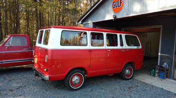 66 Chevy Sportvan Deluxe - Seagrove, NC - $6800 66chev15