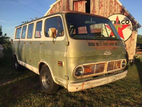 69 Chevy 108 Sportvan - Fort Worth, TX - $12000