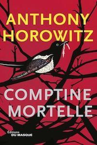 Comptine mortelle d'Anthony Horowitz Cvt_co10