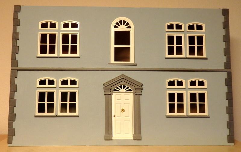 Puppenhaus DelPrado mit Umbau / Änderung / Zubehör - Seite 2 Pa091510