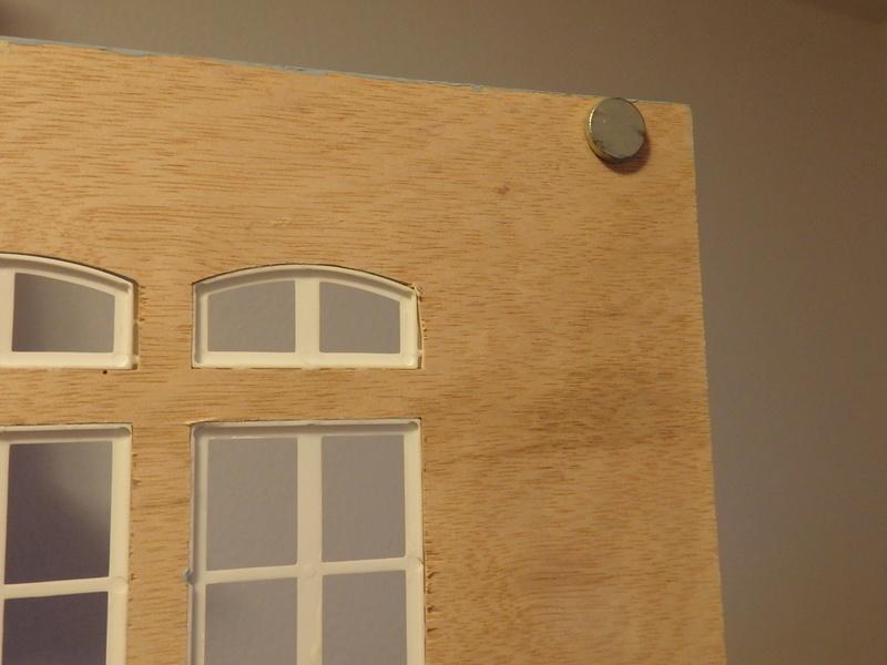 Puppenhaus DelPrado mit Umbau / Änderung / Zubehör - Seite 2 Pa091511