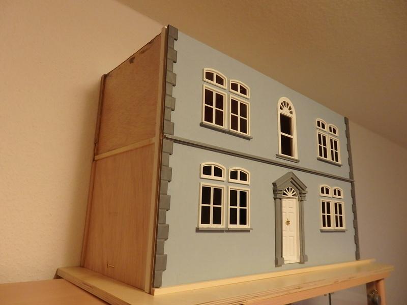 Puppenhaus DelPrado mit Umbau / Änderung / Zubehör - Seite 2 Pa091513