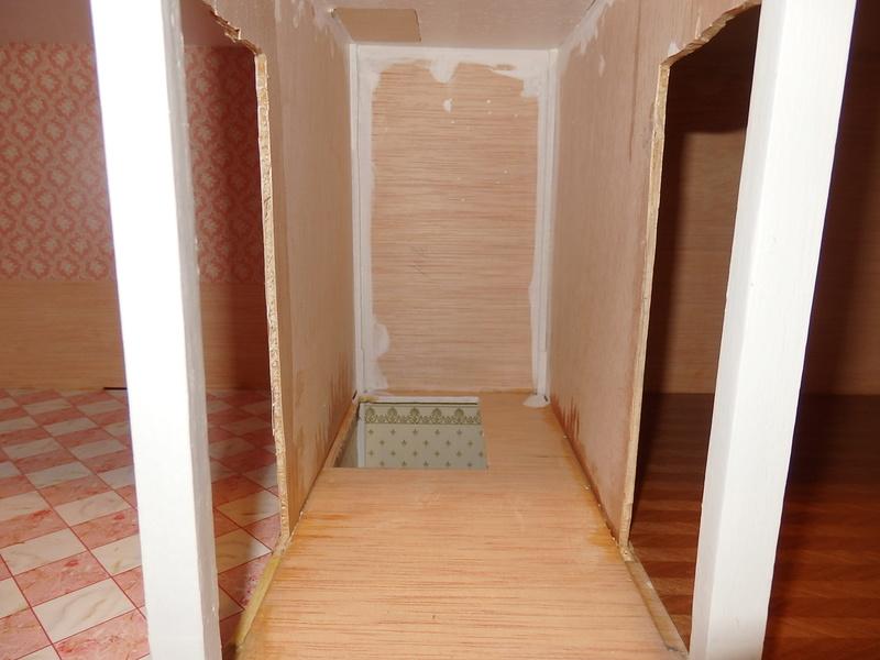 Puppenhaus DelPrado mit Umbau / Änderung / Zubehör - Seite 2 Pa191614