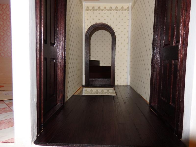 Puppenhaus DelPrado mit Umbau / Änderung / Zubehör - Seite 2 Pa231610