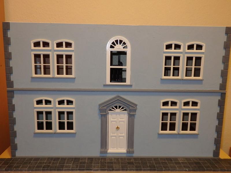 Puppenhaus DelPrado mit Umbau / Änderung / Zubehör - Seite 3 Pa281710