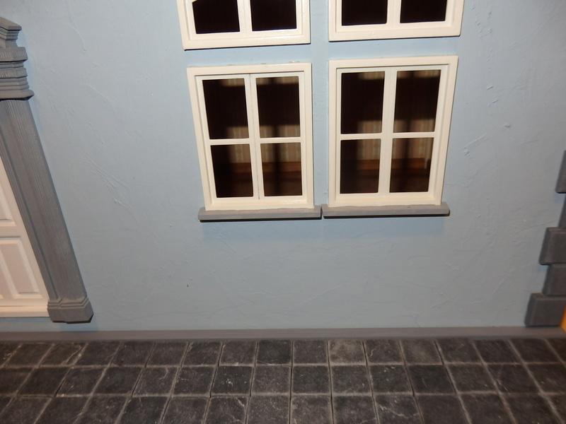 Puppenhaus DelPrado mit Umbau / Änderung / Zubehör - Seite 3 Pa281711