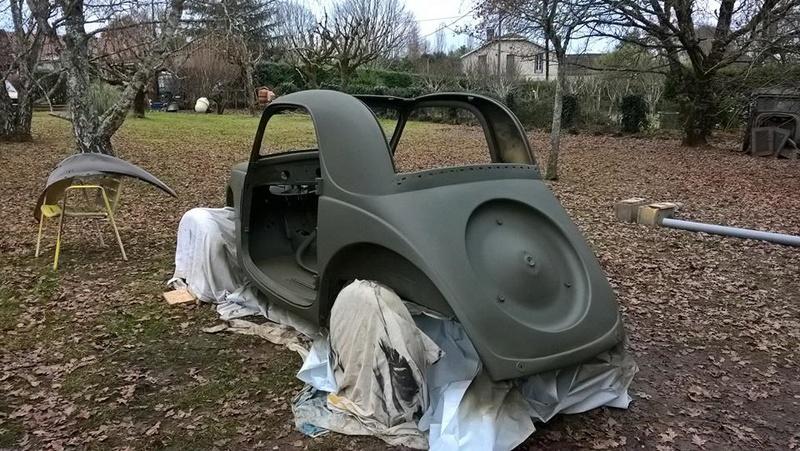 Restauration Simca - Fiat Topolino 1936 - Page 4 25593910