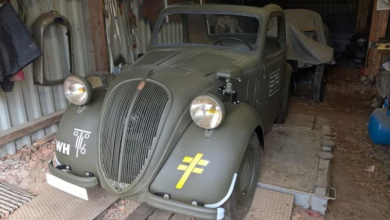 Restauration Simca - Fiat Topolino 1936 - Page 4 26731310