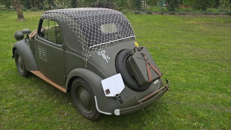 Restauration Simca - Fiat Topolino 1936 - Page 4 30264510