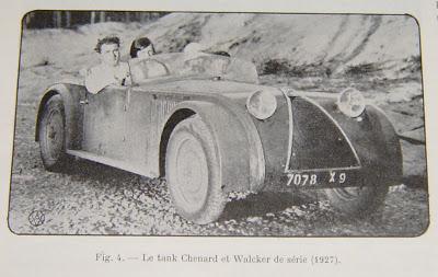 Projet 2018, Tank Chenard et Walcker 1927 S5300110