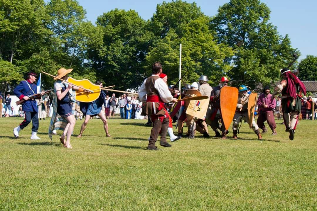 Heures Historiques de Sully-sur-Loire 2018 29543310