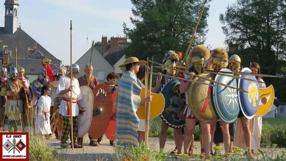 Heures Historiques de Sully-sur-Loire 2018 33183010