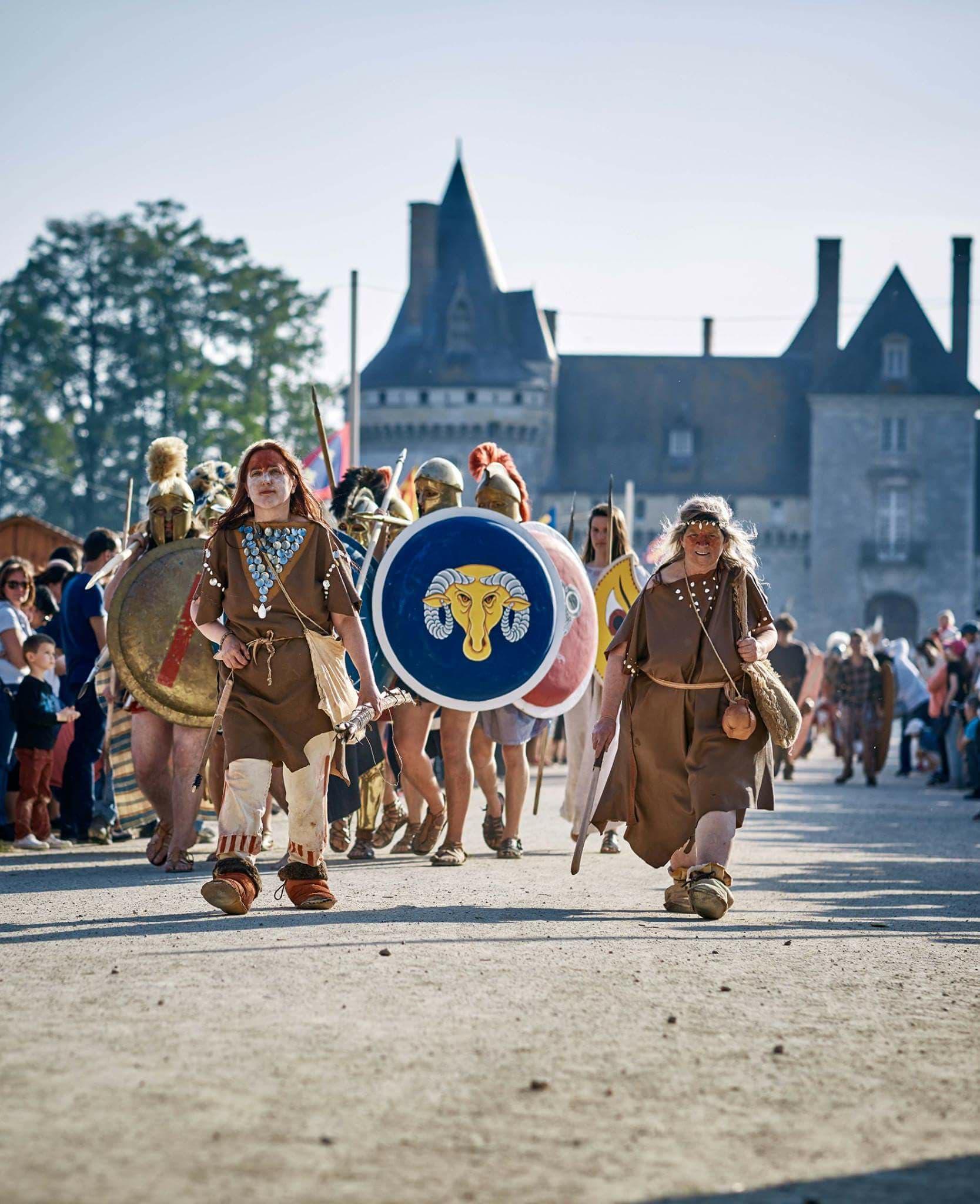Heures Historiques de Sully-sur-Loire 2018 33227910