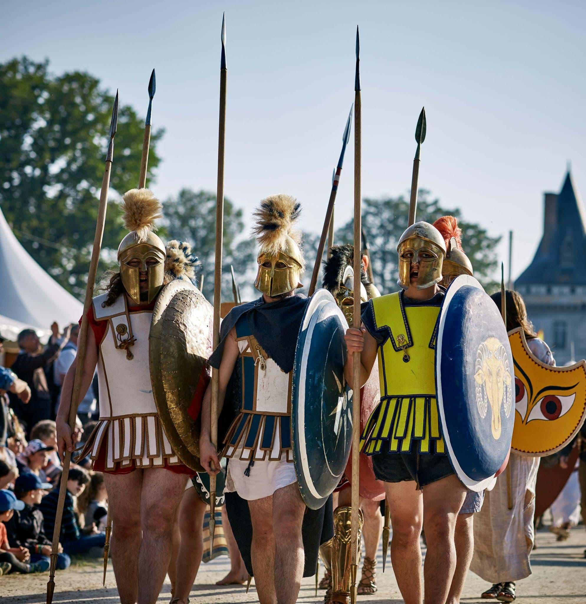 Heures Historiques de Sully-sur-Loire 2018 33303710
