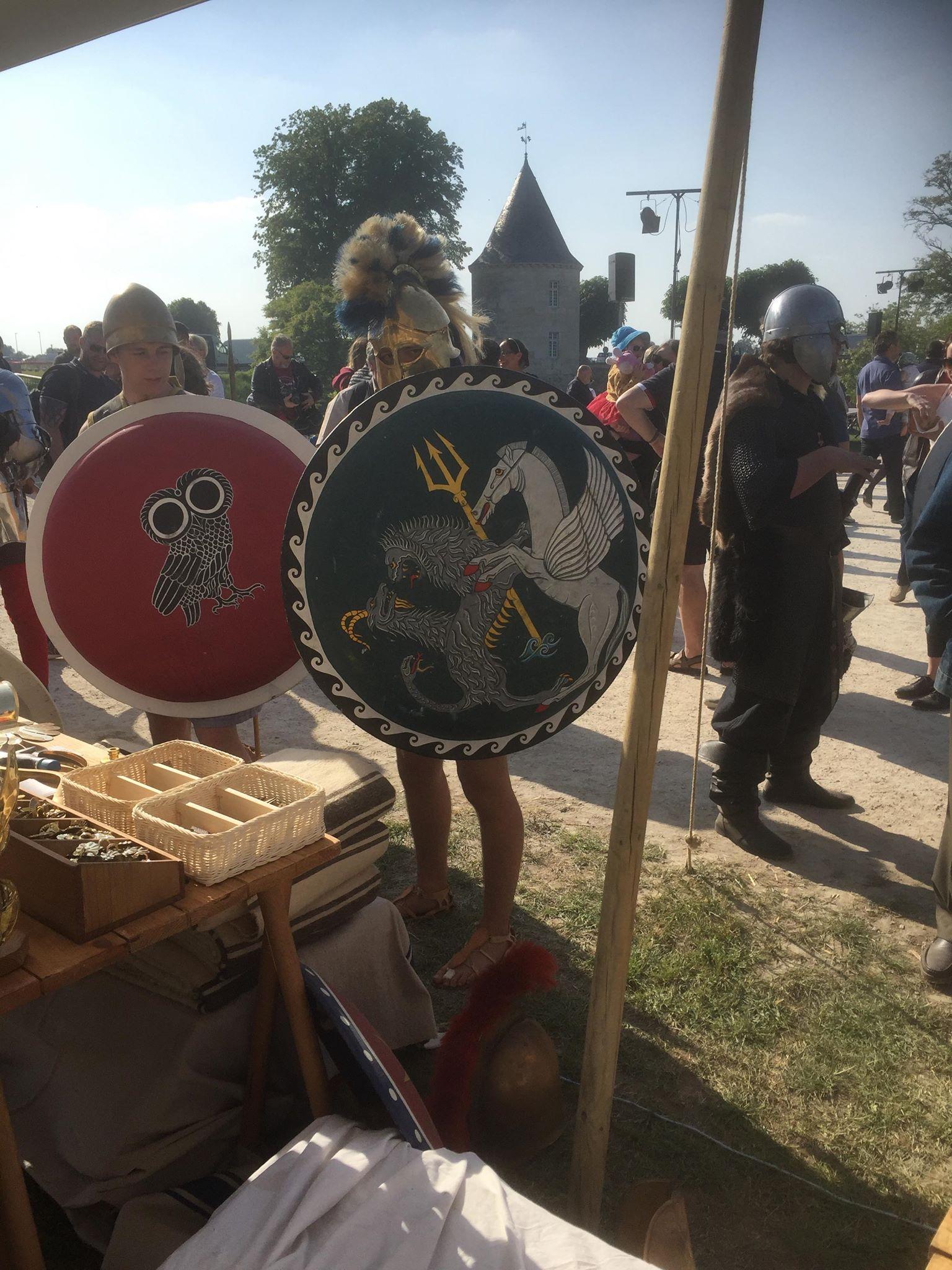 Heures Historiques de Sully-sur-Loire 2018 33335210