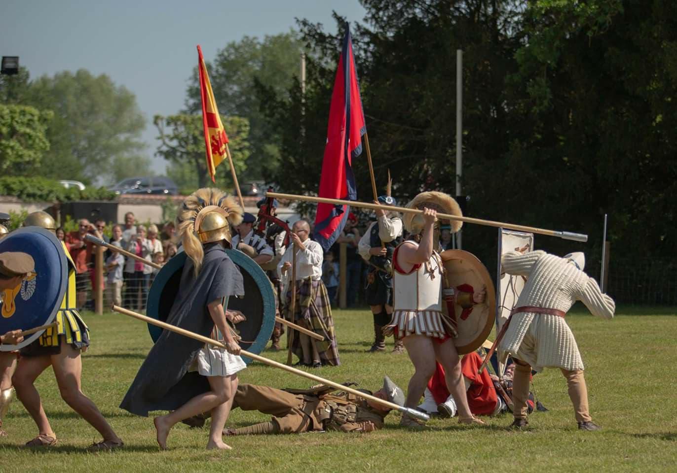 Heures Historiques de Sully-sur-Loire 2018 33374110
