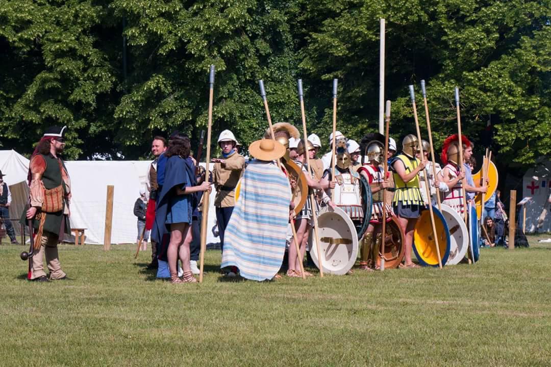 Heures Historiques de Sully-sur-Loire 2018 33403310