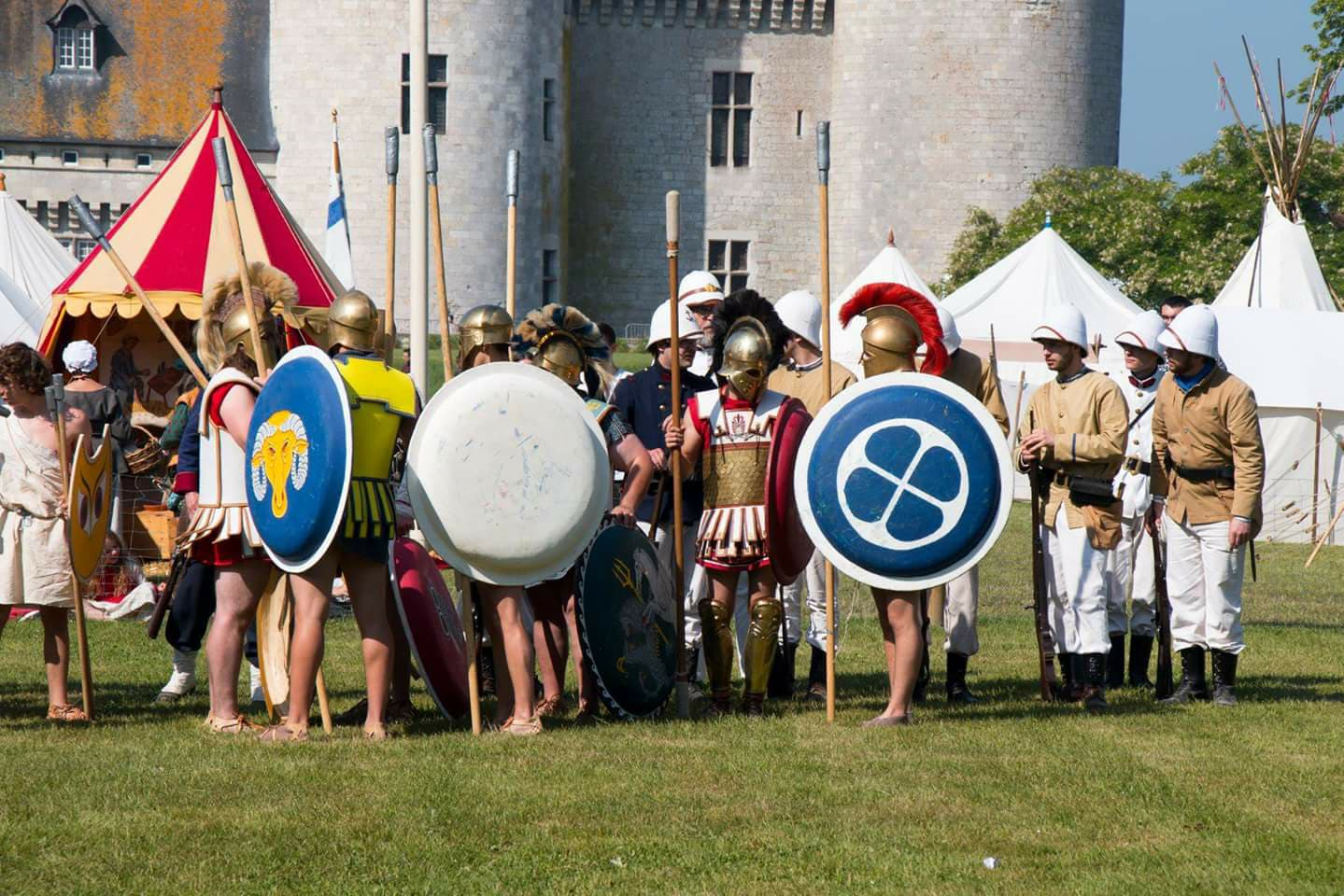 Heures Historiques de Sully-sur-Loire 2018 33422710