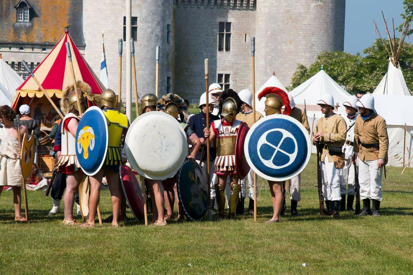 Heures Historiques de Sully-sur-Loire 2018 33422711