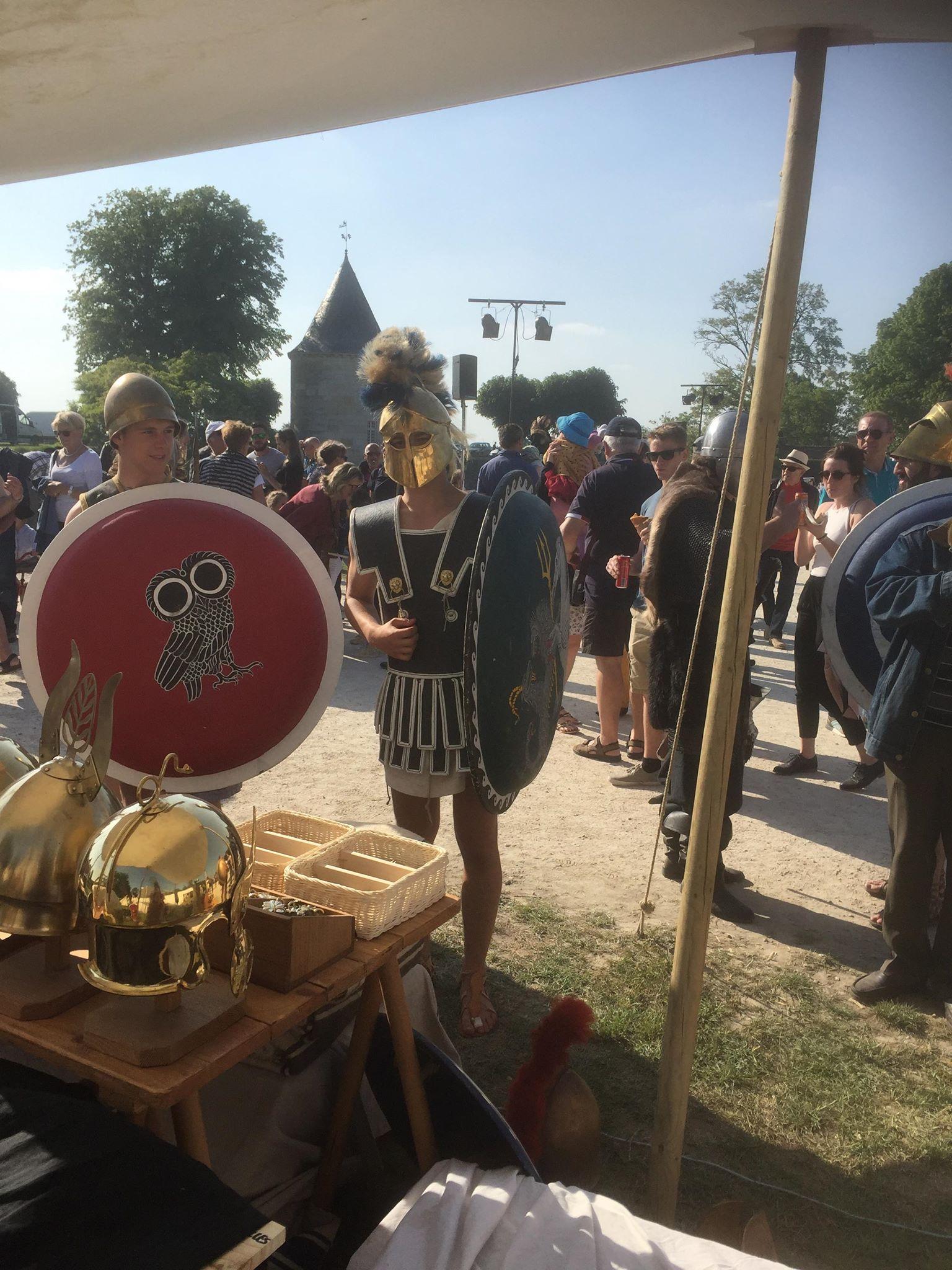 Heures Historiques de Sully-sur-Loire 2018 33573411