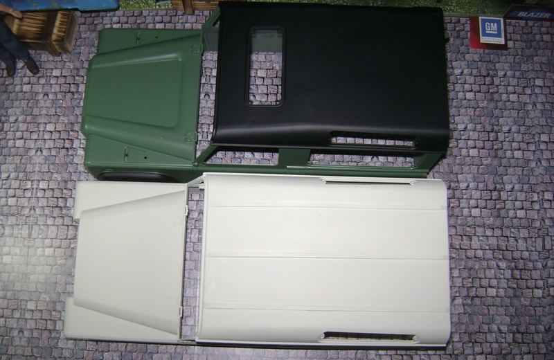 Les Defender 90 / 110 & 130 6x6 - Land  109 série I - II & III  - Page 3 Dsc05347