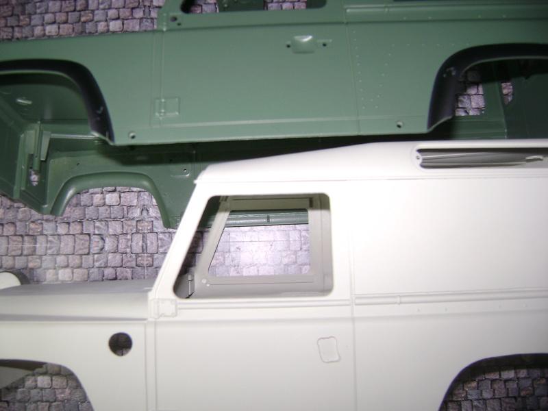 Les Defender 90 / 110 & 130 6x6 - Land  109 série I - II & III  - Page 3 Dsc05352