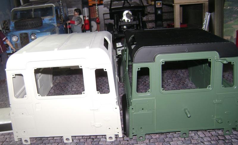 Les Defender 90 / 110 & 130 6x6 - Land  109 série I - II & III  - Page 3 Dsc05354