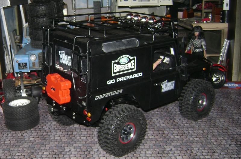 Les Defender 90 / 110 & 130 6x6 - Land  109 série I - II & III  - Page 6 Dsc05733