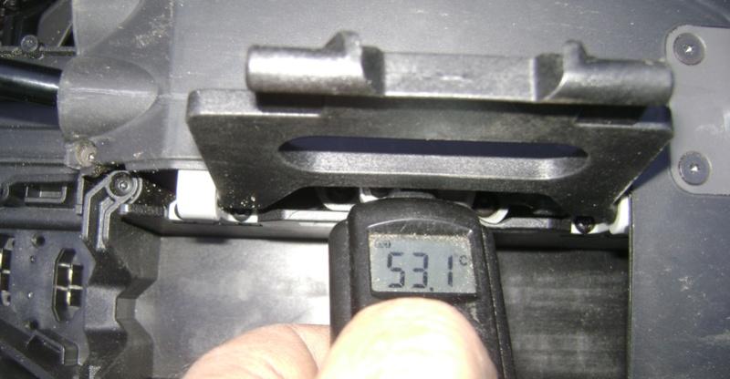 TRAXXAS UNLIMITED DESERT RACER - Tests & Améliorations de Trankilou Dsc07652