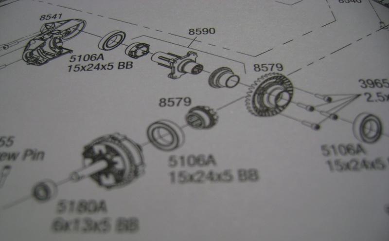 TRAXXAS UNLIMITED DESERT RACER - Tests & Améliorations de Trankilou - Page 2 Dsc07672