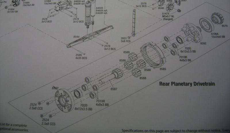 TRAXXAS UNLIMITED DESERT RACER - Tests & Améliorations de Trankilou - Page 2 Dsc07674